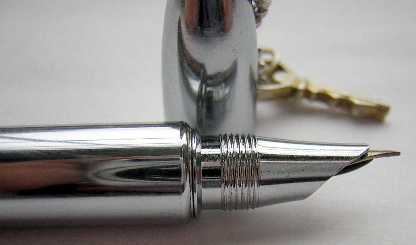 Speeno 1013 telescoping fountain pen Fountain pen, Pen
