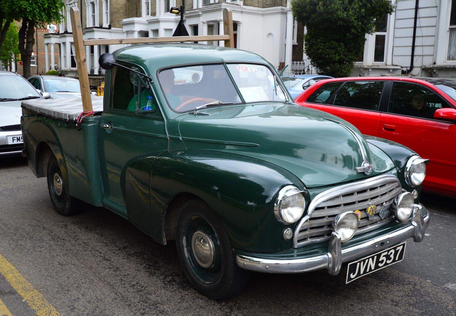 morris oxford pickup - Google Search | 1950s Cars | Pinterest ...