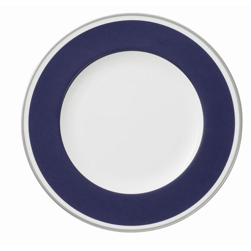 VILLEROY & BOCH - ANMUT COLOUR OCEAN BLUE - Dinner Plate - myTableware.com