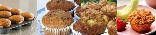 Love muffins. All kinds of links.