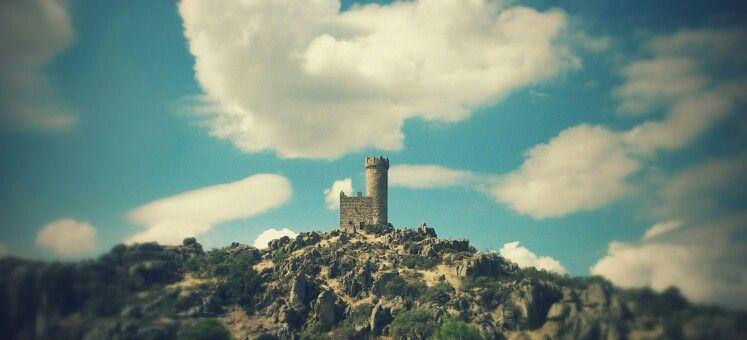 Camino a Madrid...