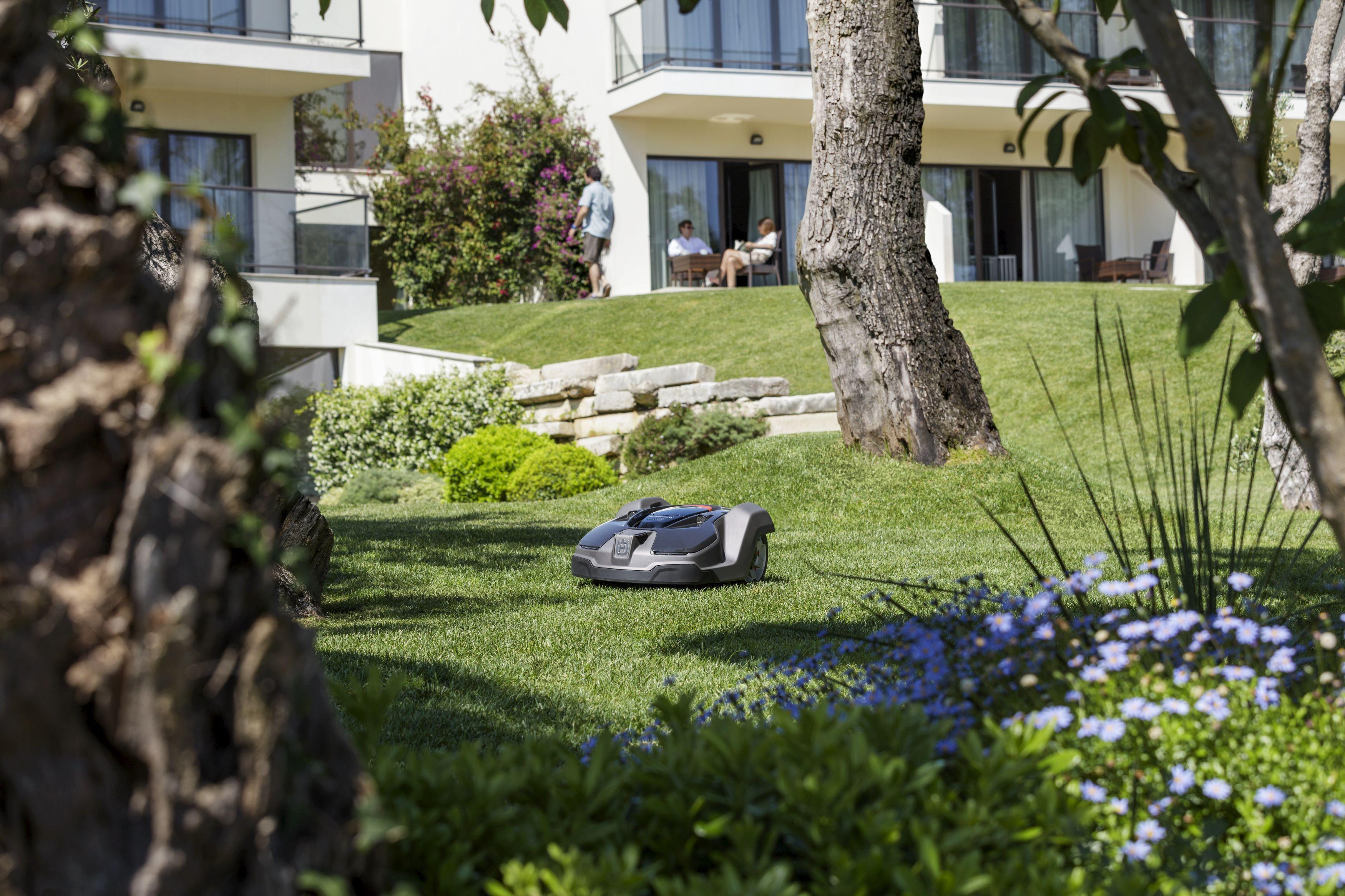 the future of lawn care | robotic lawn mowers | lawn care
