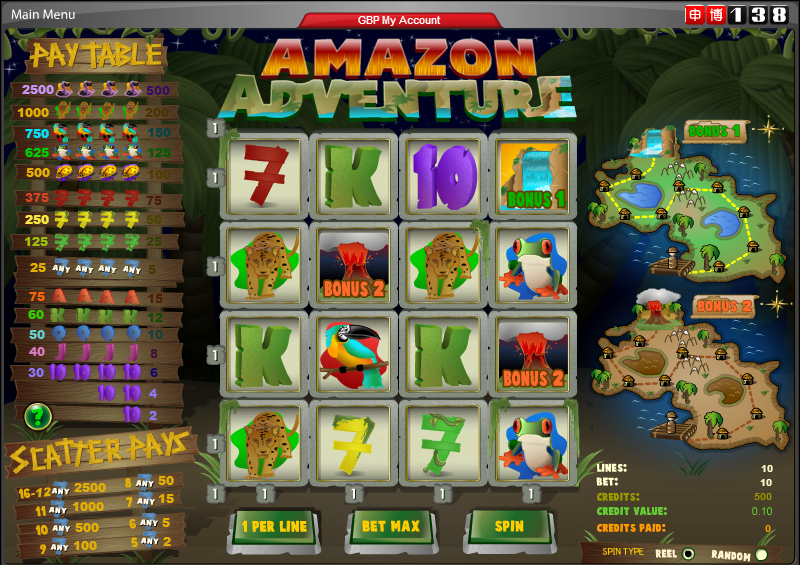 Online Casino Amazon Payment