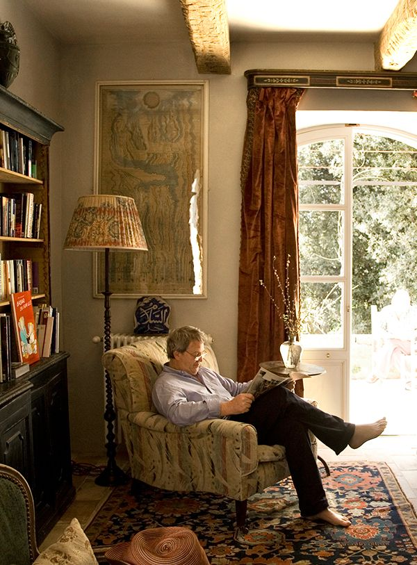 5 questions for robert kime britain s most revered for Grand designs interior designer cornwall