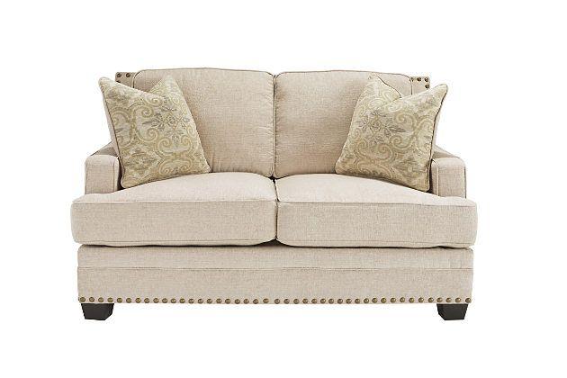 Jute Cloverfield Loveseat View 2 Ashley Furniture