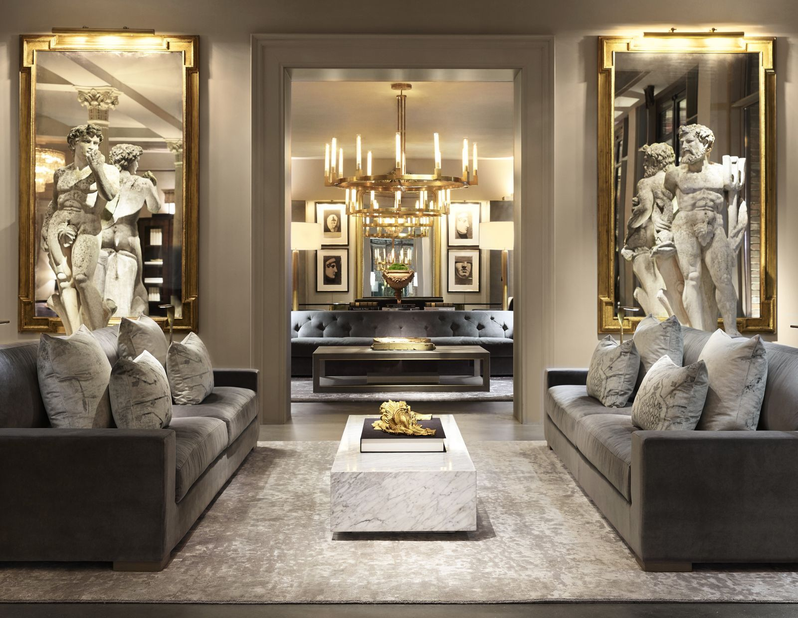 You'll Want To Live Inside Restoration Hardware's Epic NYC Flagship Store