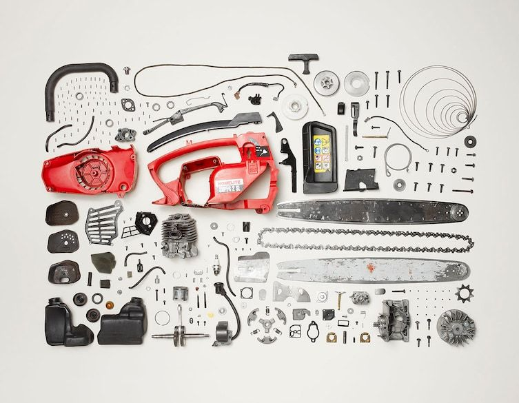12 Things That Have Been Taken Apart - wandbilder für küche