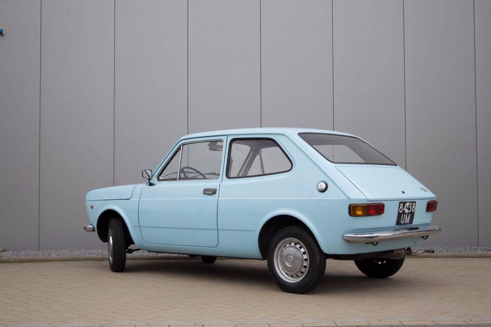 Fiat 127 Fiat Classic Cars Fiat Cars