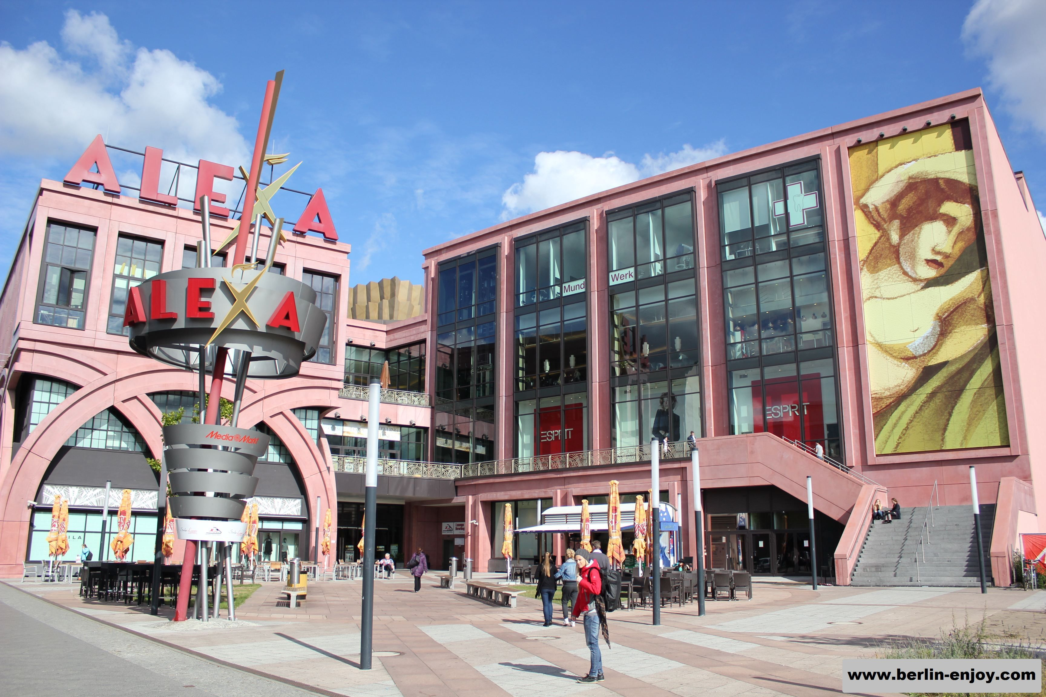 Alexa Shopping Center Berlin Berlin Places To Go Germany Travel