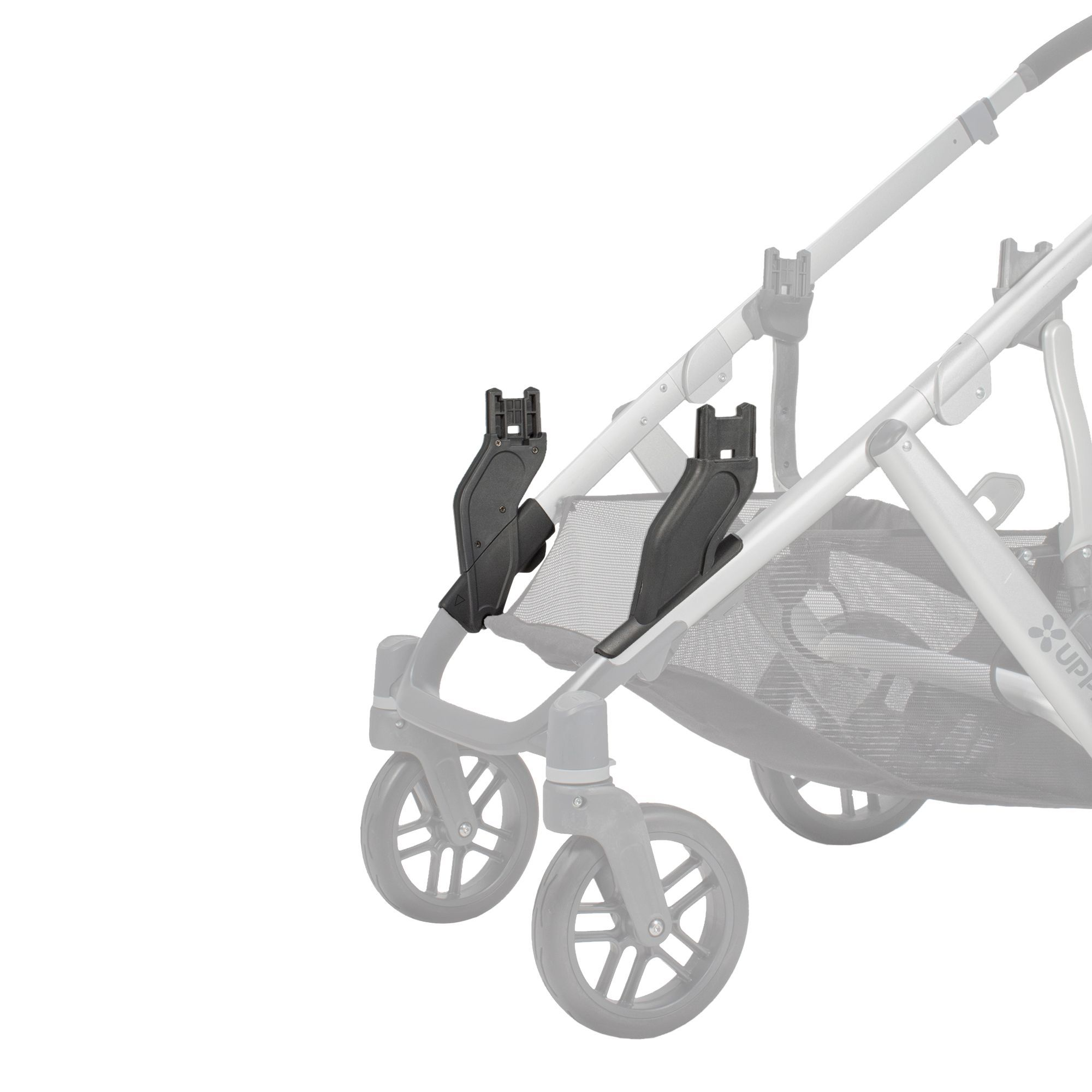 UPPAbaby Vista Lower Adaptor | Vista stroller, Baby ...