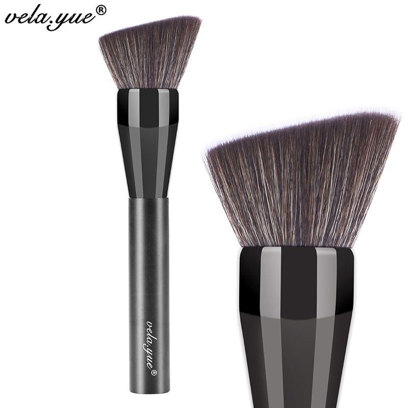 vela.yue Flawless Face Brush Multipurpose Powder Foundation Blush ...