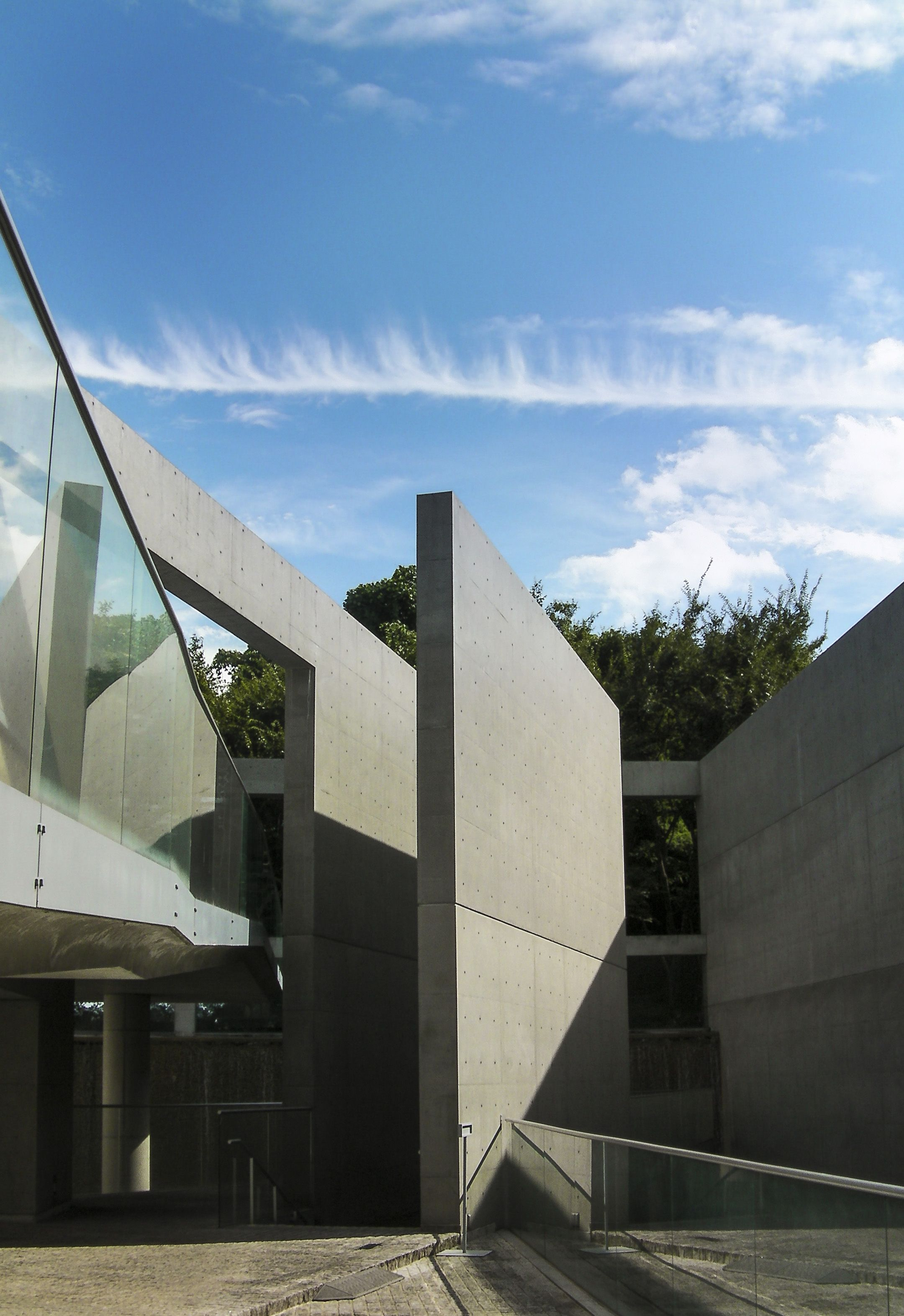 Ando tadao rokko house pinterest - 082008 The Tadao Ando S Kyoto Garden Of Fine Arts By Ver Nica Velaz