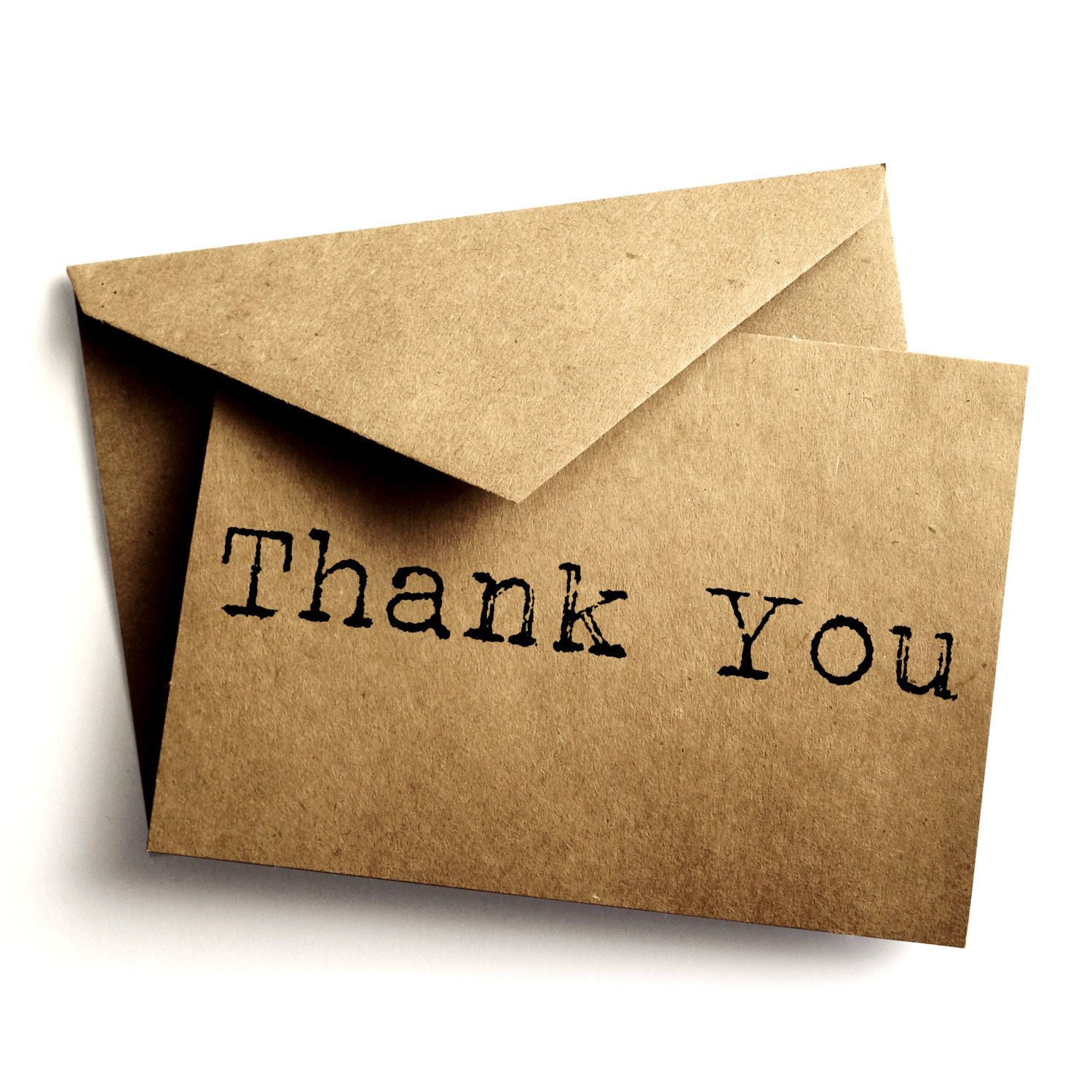 A Thank You Note If Written Correctly May Be The The Deciding