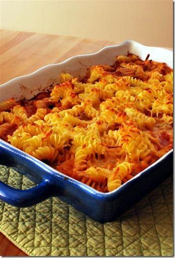 Chicken tomato pasta casserole recipes
