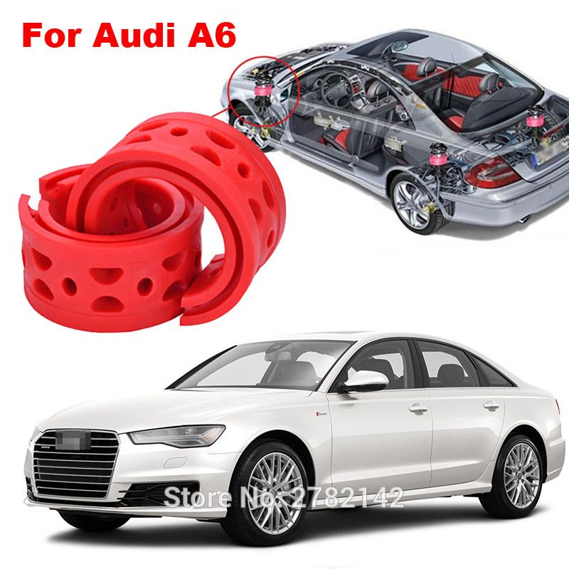 High Quality Front Rear Car Auto Shock Absorber Spring Bumper