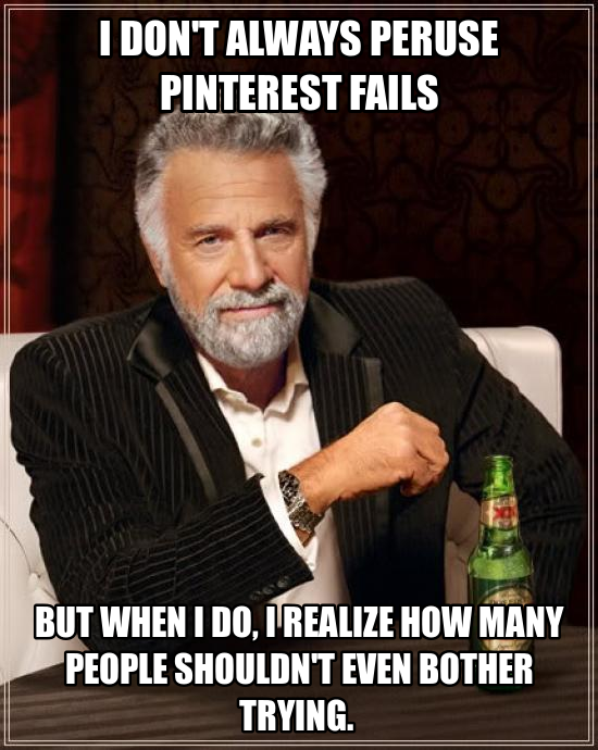 Pinterest fail #pinterestfail #nailedit