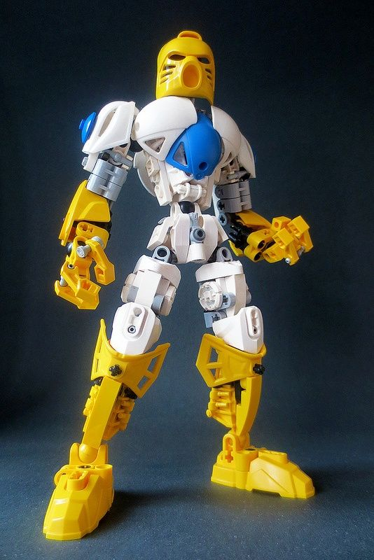 Unnamed Toa of Lightning