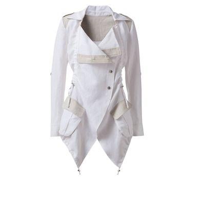 Дамско сако с асиметрично прехлупване VOTRE MODE
