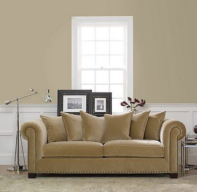 Good Color Choice For Living Room Home Sweet Pinterest Restoration Hardware Wall Paint Colours And Latte