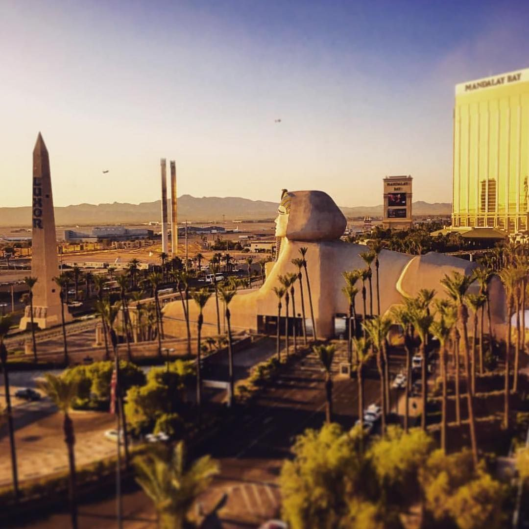 Famous Pyramid On The Strip Luxor Offers Everything You D Expect From A Las Vegas Hotelsluxor