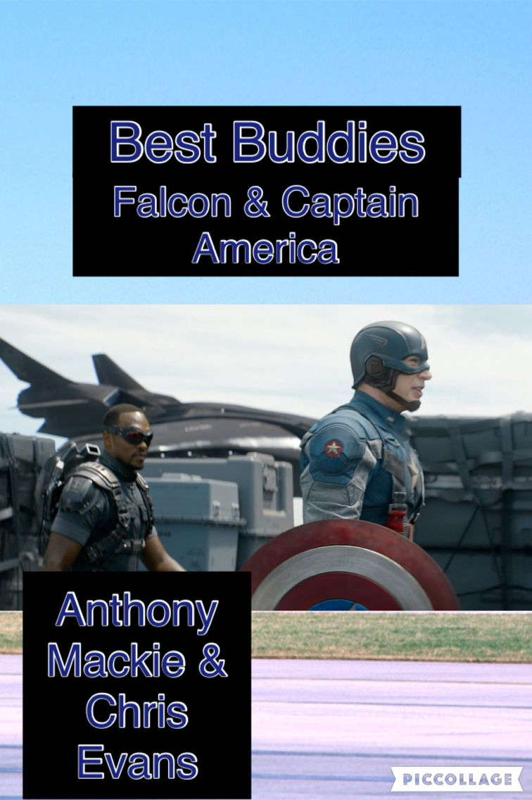 Falcon and Cap | Marvel avengers, Avengers, Buddy