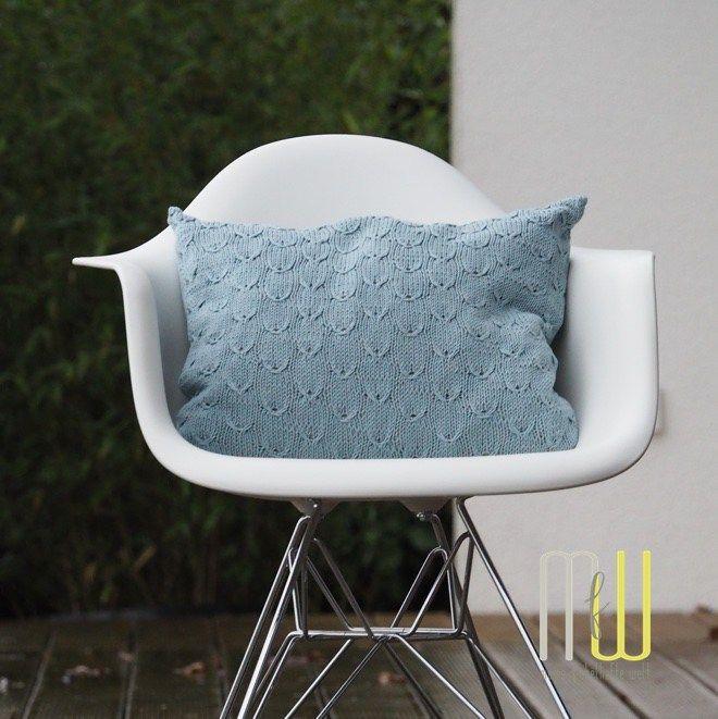 kissen fugli kissen stricken kissen und strick. Black Bedroom Furniture Sets. Home Design Ideas