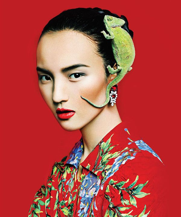 Post Magazine Feb 8th 2015 issue Art & Creative Direction: Marian Woo, (Cosmetic Sponsored by MAC Cosmetics Makeup/Props Styling/Productions/Video Edit: Marian Woo Photography: Olivier Yoan Passebecq Buyse Fashion Styling: Anson Lau
