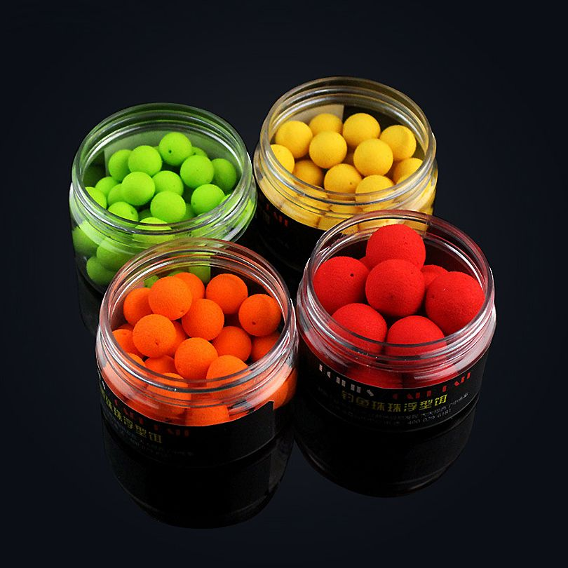 Carp Floating Artificial Baits Fishing Lure Fish Beads s Up Flavor Smell Ball