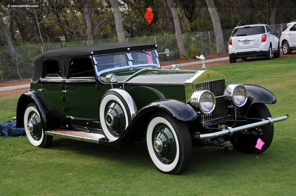 roll royce 1930 RollsRoyceClassicCars Rolls royce