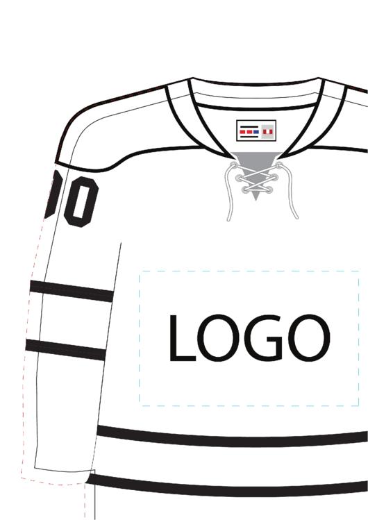 create custom hockey jersey
