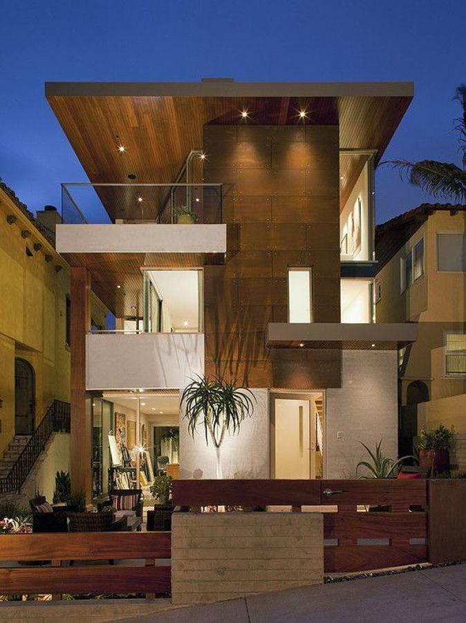 Tipo de fachadas para casas cheap fachada de casa ialiana - Tipos de fachadas ...