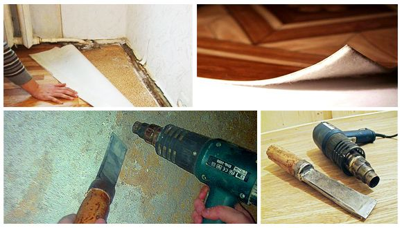 linoleum strip How floors to