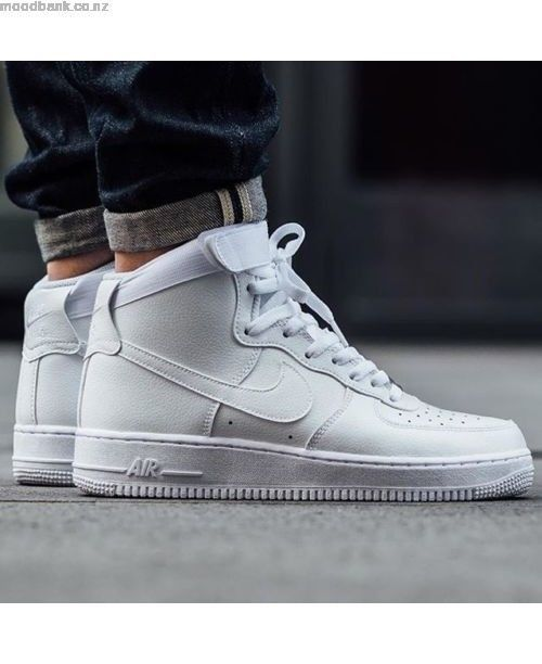 nike air force 1 high black mens nz
