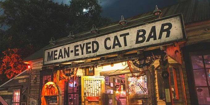 The 10 Diviest Bars in Austin   dive bars - Zagat   Cat ...