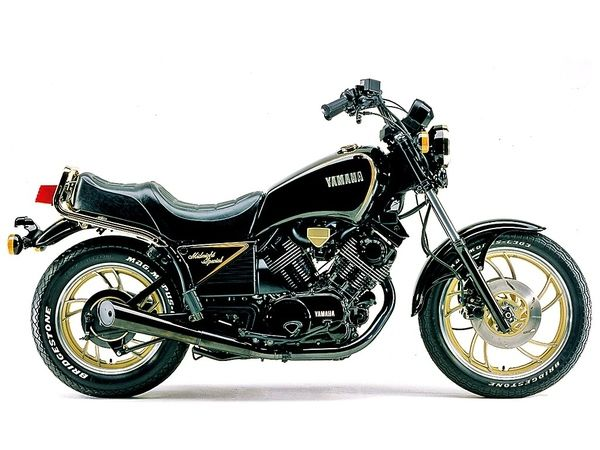 yamaha xv 1000 se midnight special 1984 #motorcycles galloping