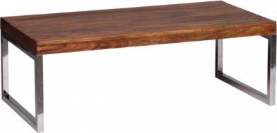 Wohnling WOHNLING Couchtisch Massiv Holz Sheesham 120cm Breit Wohnzimmer Tisch Design Dunkel Braun Landhaus Stil Beistelltisch Jetzt Bestellen Unter