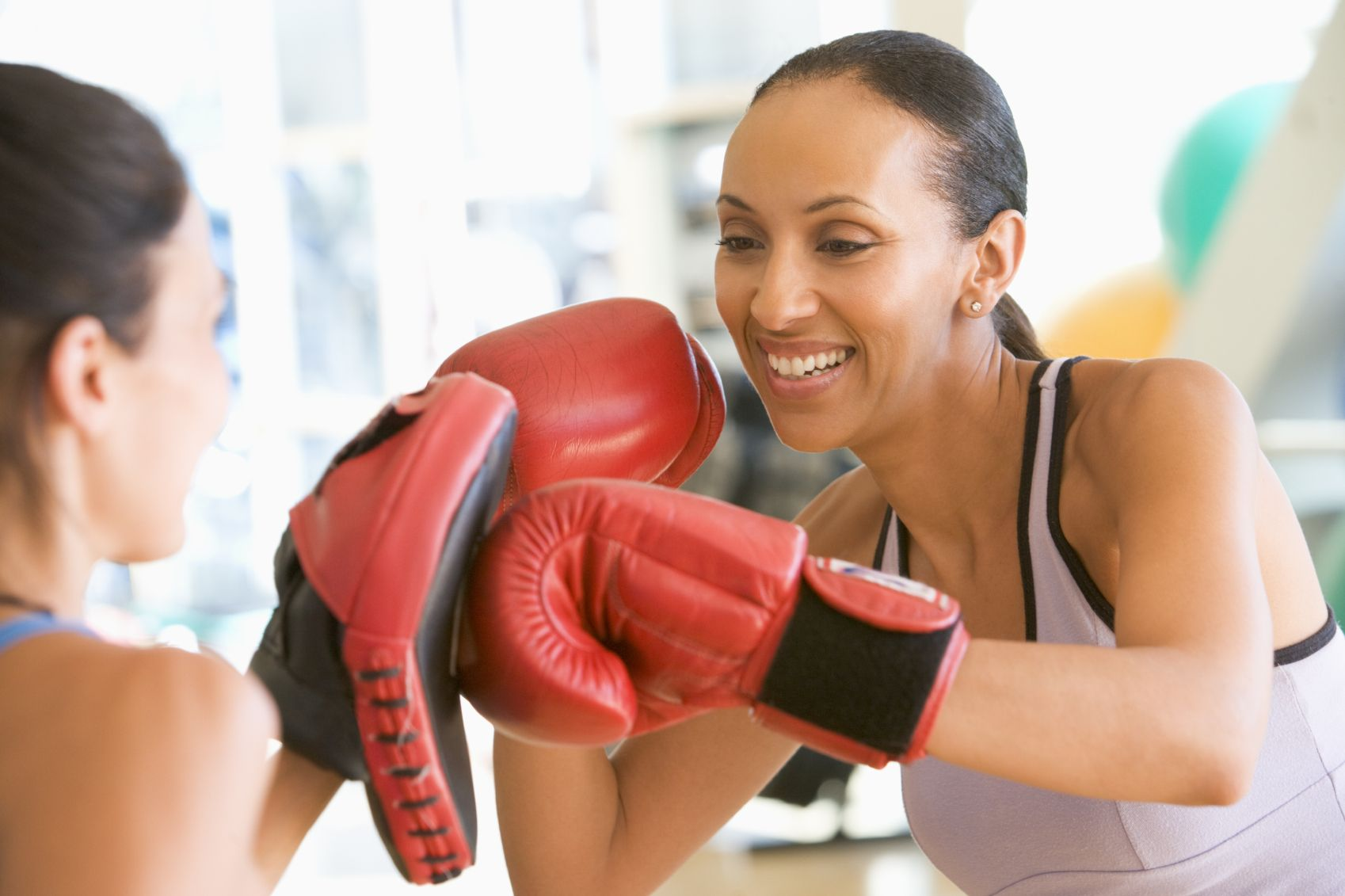 Kickboxing Classes Fitness Advice Boxing Workout Boxercise
