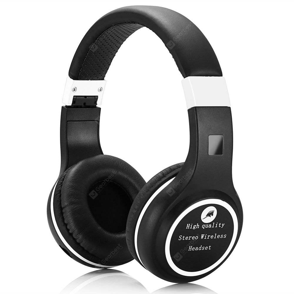 Quelima BS440 HiFi Stereo Wireless Bluetooth Headphone in