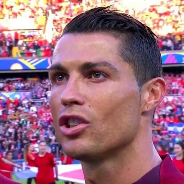 Cristiano Ronaldo vs Austria. (EURO France 2016) ⚽❤ Fall down seven times, Stand up Eight. He'll be back. @Cristiano.  Company (It's Different Remix) Tag Your Friends!