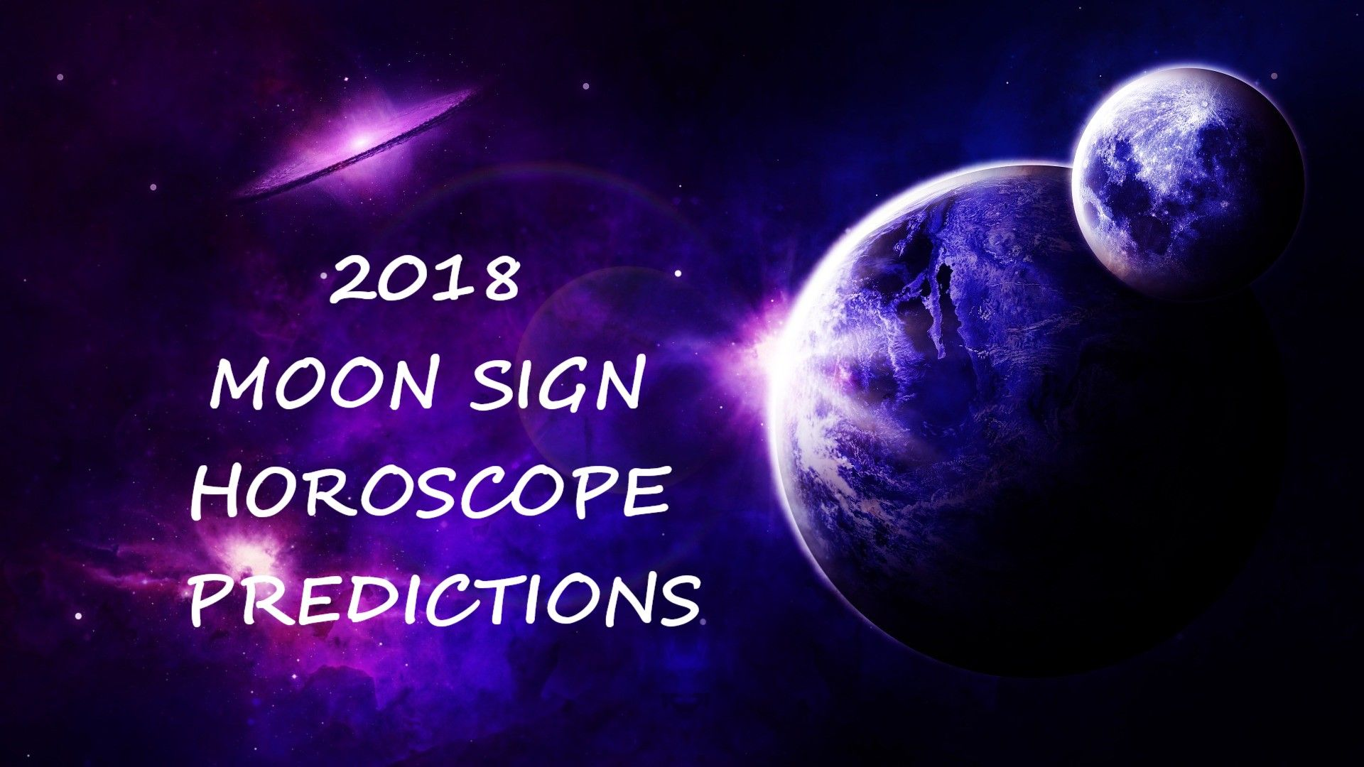 Know more about your Moon Sign in Detail