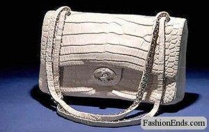 """771138f3695e The Chanel """"Diamond Forever"""" Classic Handbag – $261,000   Expensive ..."""