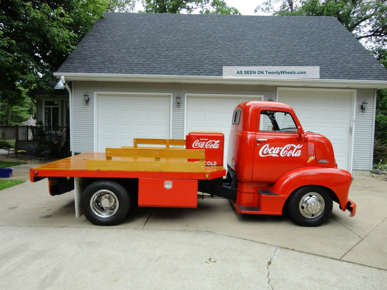Cabover trucks 1949 gmc cabover other medium duty trucks photo