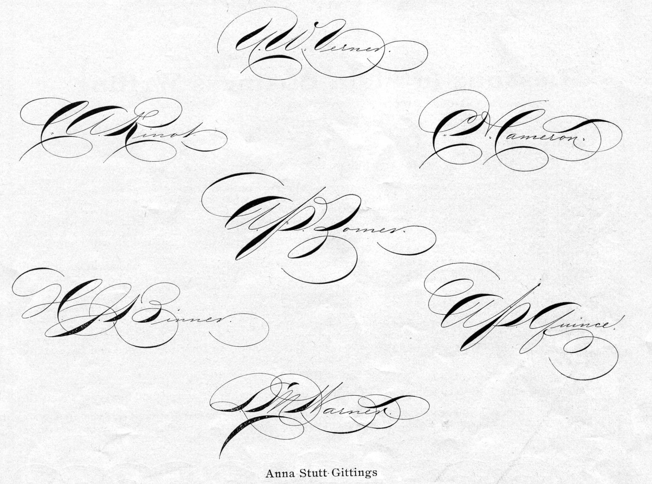 most beautiful signatures google search calligraffiti
