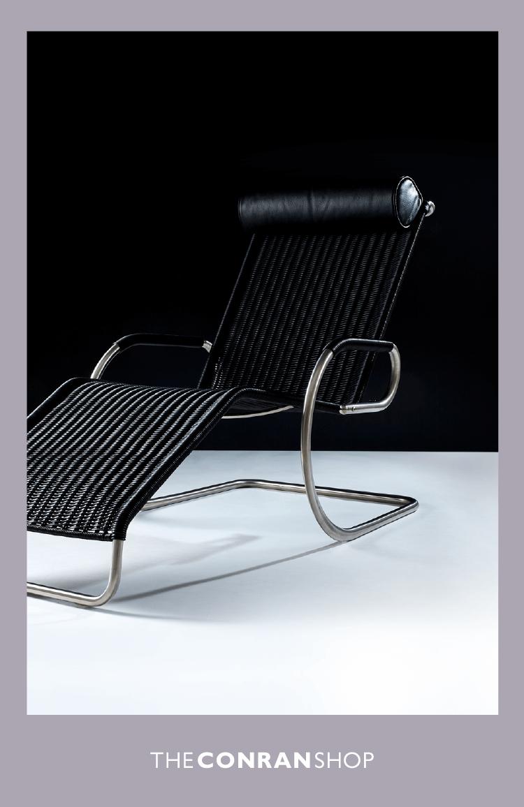 Bauhaus Design, Marcel Breuer, Ludwig Mies Van Der Rohe, Barcelona Chair,  Sun