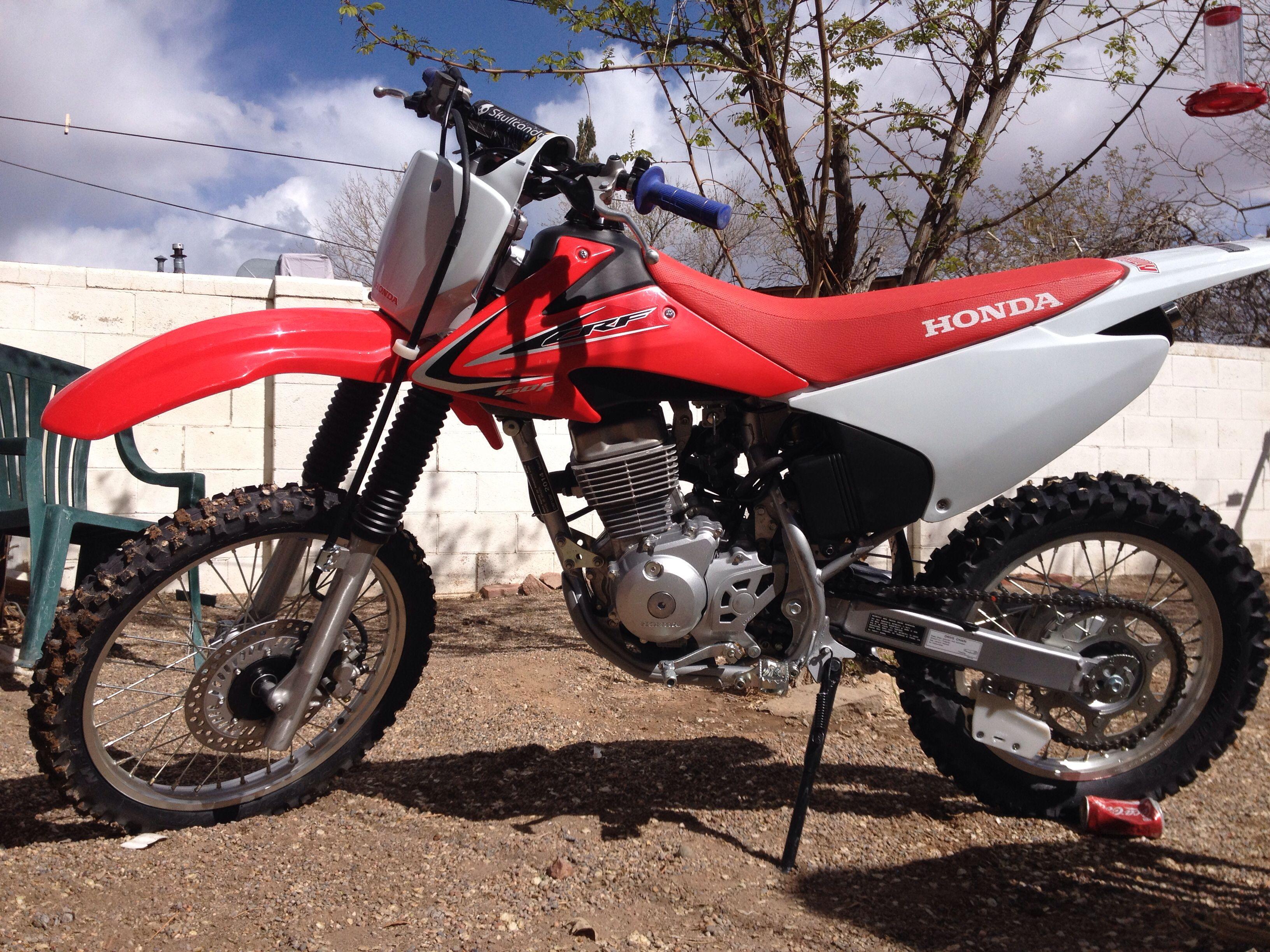Love This Bike 2014 Crf 150 3 Motocross Pinterest Honda Dirt Bikes