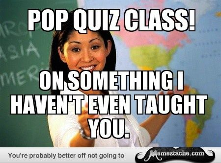 Unhelpful High School Teacher Meme So True Teacher Memes School