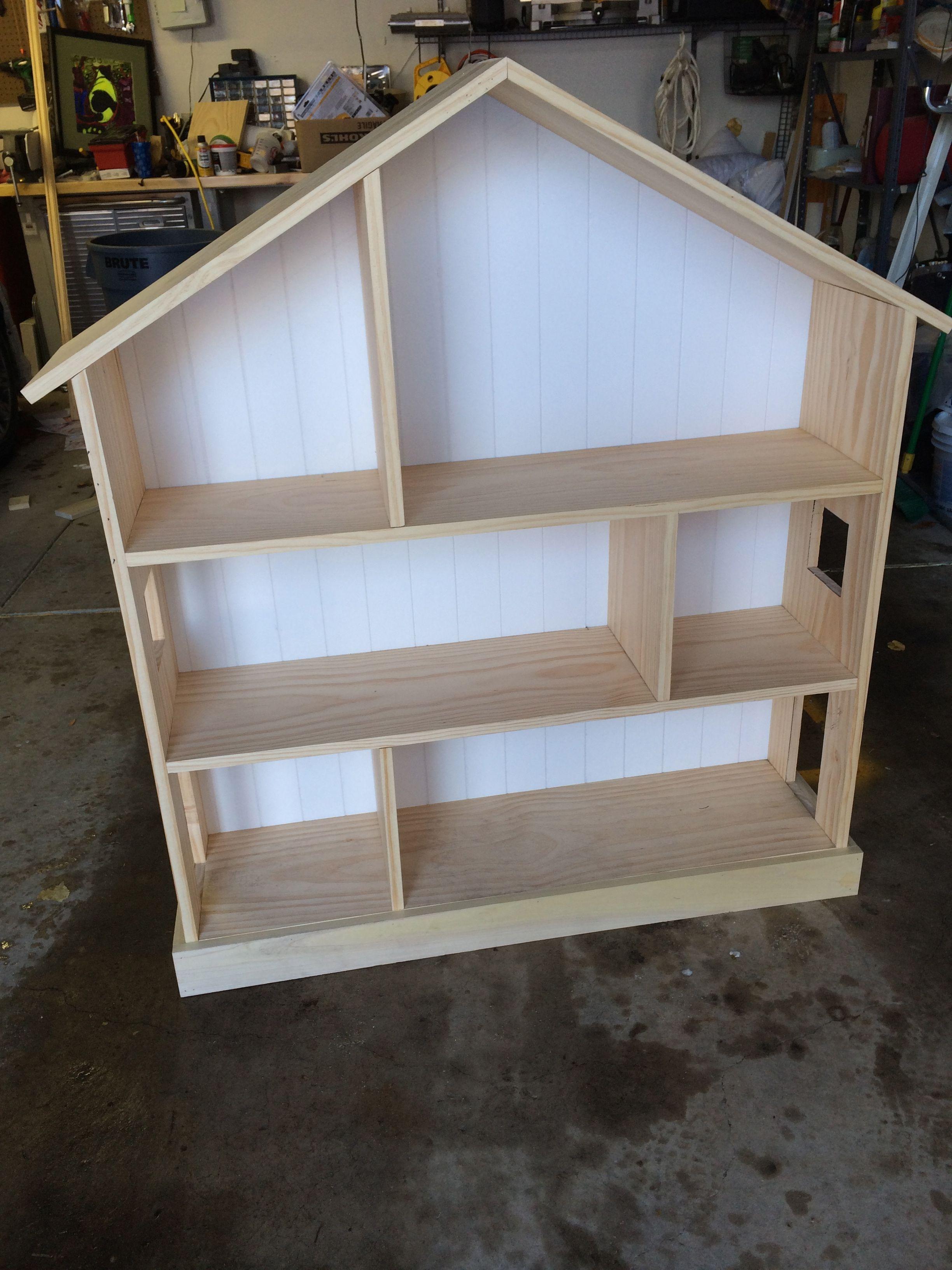 Cutest Dollhouse Bookcase To Build Yourself I Can Teach