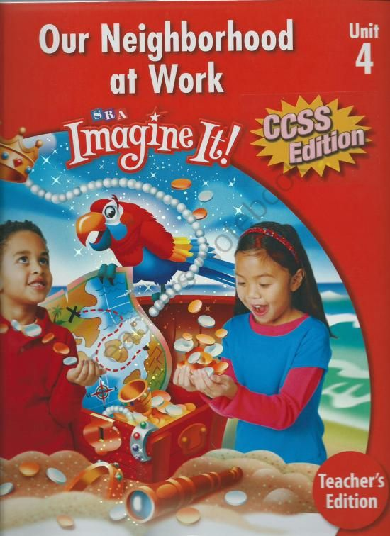 getting started unit first grade imagine it
