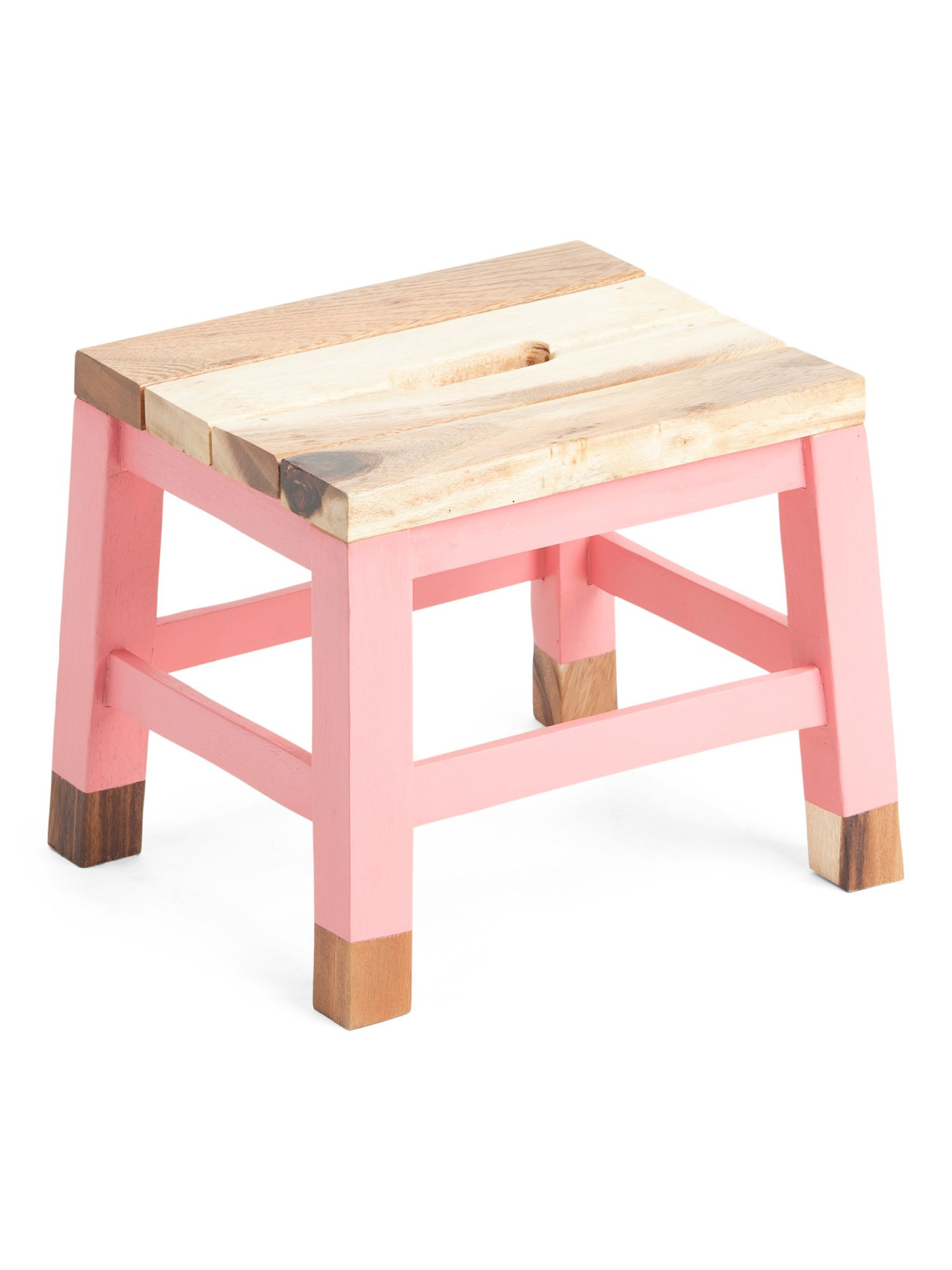 Best 12In Dipped Acacia Wood Step Stool Wood Step Stool Step 400 x 300