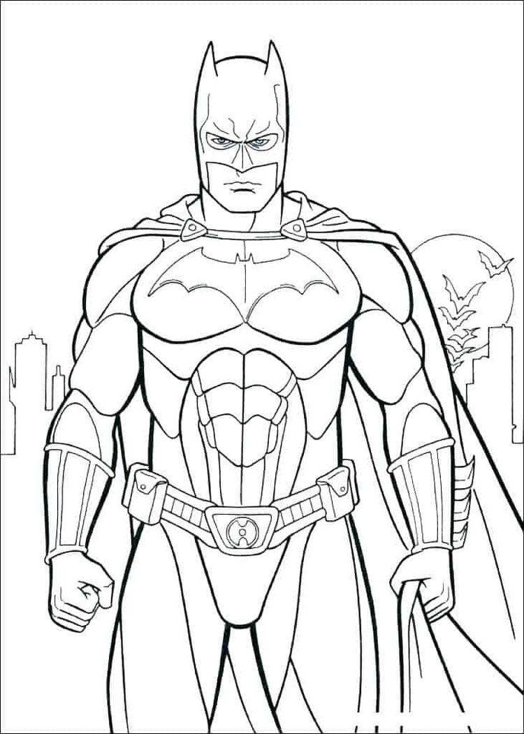 Free Batman Coloring Pages Superhero Coloring Pages Superhero Coloring Superman Coloring Pages